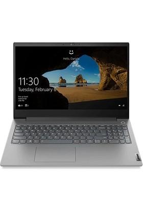 Lenovo ThinkBook 15 Intel Core i5 1135G7 12GB 512GB SSD MX450 Windows 10 Home 15'6 FHD Taşınabilir Bilgisayar 20VE0072TX7