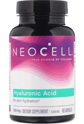 Neocell Hyaluronic Acid 100MG 60 Kapsül Collagen