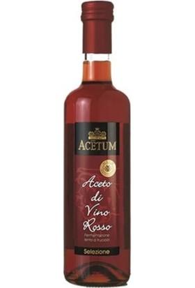 Acetum Şarap Sirkesi Kırmızı 500 ml