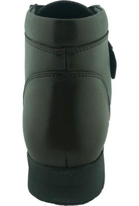 Marine Shoes 20K-050-P07 Kadın Bot Kahve