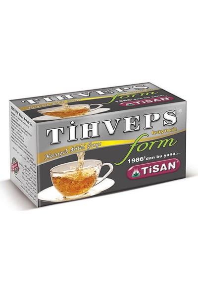 Tisan Tihveps Kayısılı Form Çayı