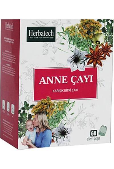 Herbatech Anne Karışık Bitki Çayı 60\'lı