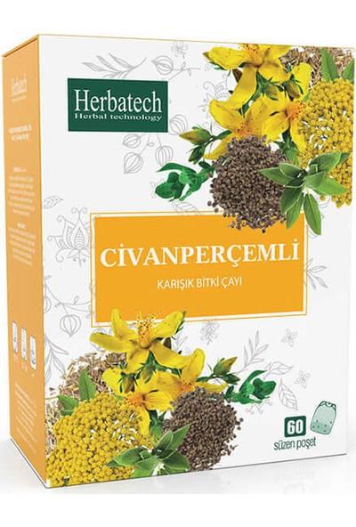 Herbatech Civanperçemli Karışık Bitki Çayı