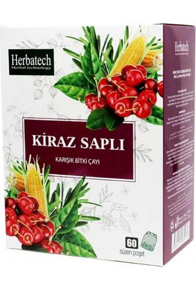 Herbatech Kiraz Saplı Karışık Bitki Çayı