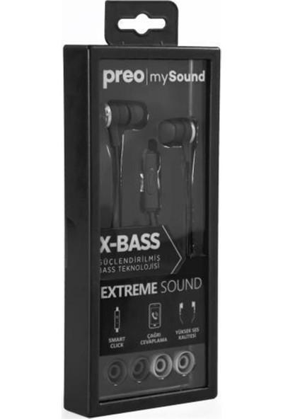 Preo My Sound MS11 Kulakiçi Kulaklık Siyah