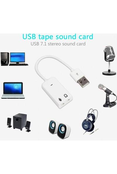 Lineon USB Ses Kartı 5.1