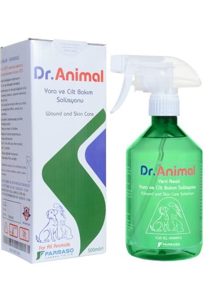 Dr. Animal Yara ve Cilt Bakım Solüsyonu 500 ml