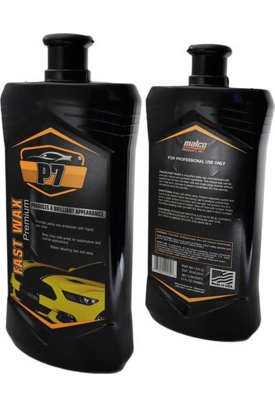 Malco Voc Fast Wax (Presta Litrelik Korumalı Sıvı Cila) P7