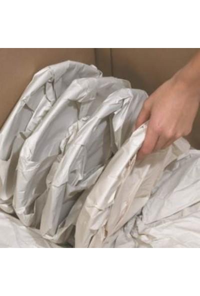 İhtiyaç Limanı Bardak Sarma Taşıma Taşınma Paketleme Kağıdı 40X60 Büyük Boy 100 Adet +Koli Bandı 100 mt 2 Adet