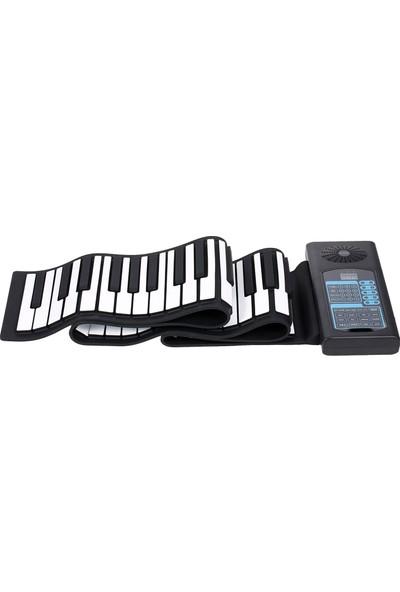 Buyfun Roll Up Katlanabilir Piyano Oyuncak