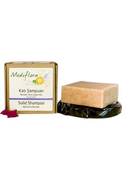 Mediflora / Normal ve Kuru Saçlar Için Katı Şampuan (Konsantre) 110 gr
