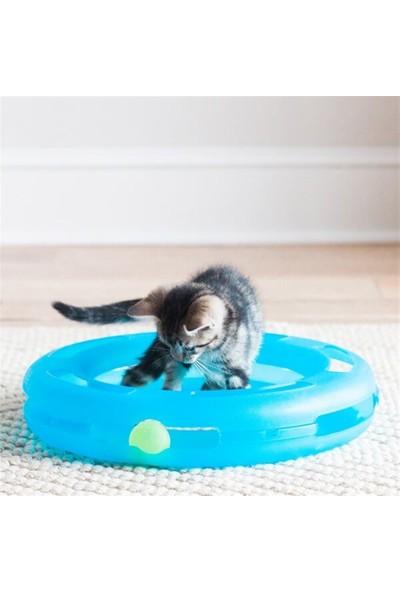 Fat Cat Crazy Circle Kedi Oyuncağı