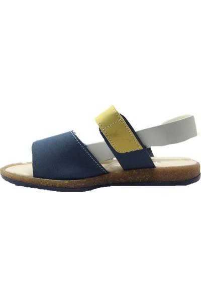 Şiringenç ST00723 Erkek Çocuk Sandalet - Sarı - 31
