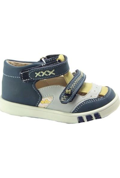 Şiringenç ST00720 Erkek Çocuk Sandalet - Mavi - 19