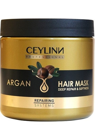 Ceylinn Argan Saç Maskesi 500 ML