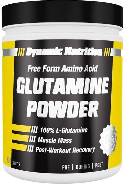 Dynamic Nutrition Dynamic L-Glutamine Powder 300 gr - 60 Porsiyon