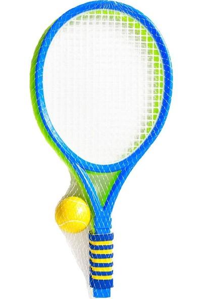 Karakuş Filede Tenis Raket Seti