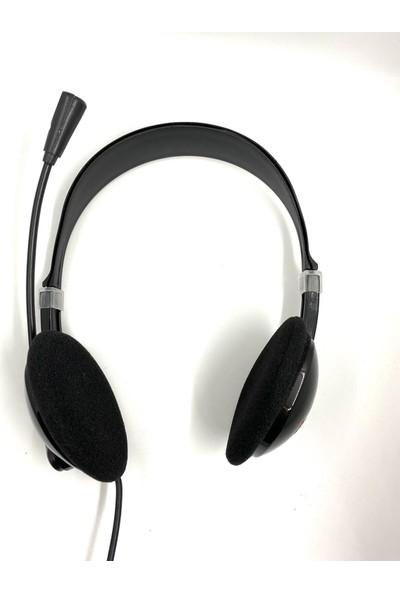 GOMAX SN-4488 Profesyonel Oyuncu Mikrofonlu Kulaklık