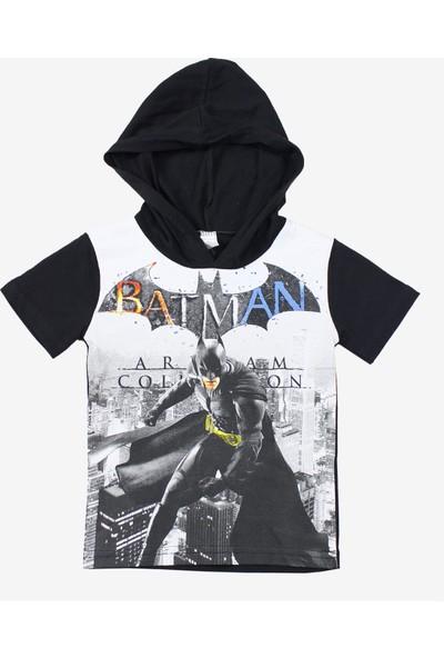 Tomurcuk Batman Baskılı Erkek Çocuk Takım