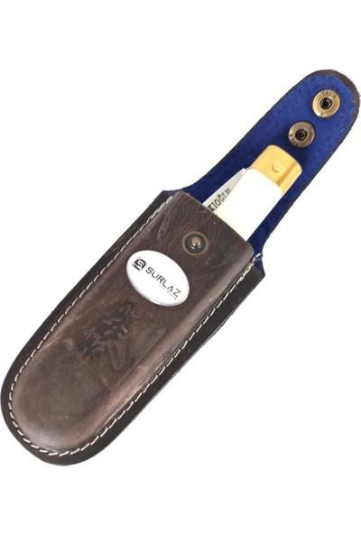SürLaz Çakı Kılıflı Bağ Bahçe Bıçağı Avcı Bıçağı