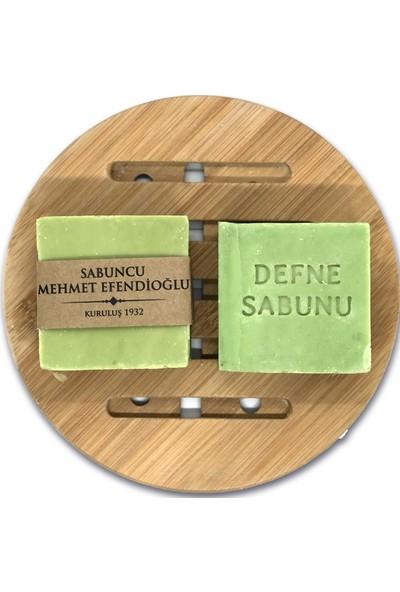 Sabuncu Mehmet Efendioğlu Defne Sabunu El Yapımı Doğal 130 gr