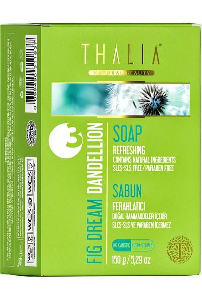 Thalia Fig Dream Karahindiba Özlü Dandelion Katı Sabun - 150 gr