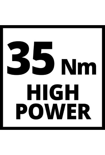 Einhell Tc-Cd 18/35 Li (2x4 Ah Starter Kit) 18 V Akülü Matkap Çantalı