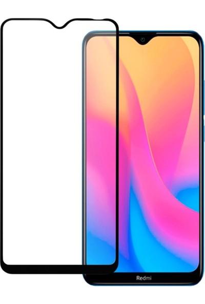 Dearcover Xiaomi Redmi Note 8t Tam Kaplayan Temperli Ekran Koruyucu Cam