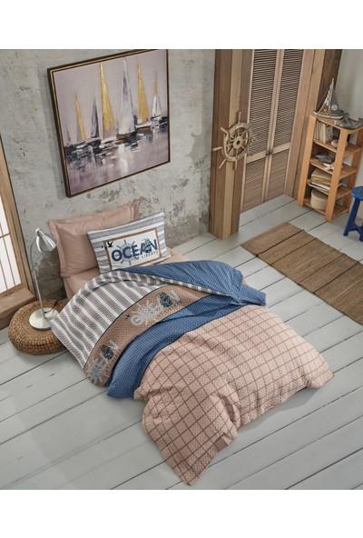 Cotton Box Ocean Lacivert Genç Odası Tek Kişilik Complete Set