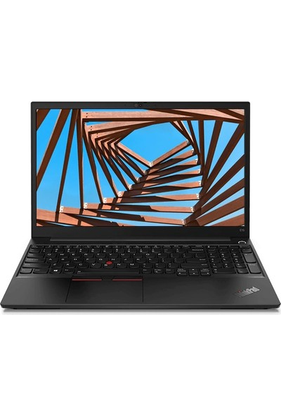 "Lenovo Thinkpad E15 Gen 2 Amd Ryzen 7 4700U 24GB 256GB SSD + 1 Tb SSD Windows 10 Pro 15.6"" Fhd Taşınabilir Bilgisayar 20T8001STX7"