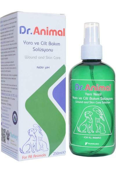 Dr. Animal Yara ve Cilt Bakım Solüsyonu 250 ml