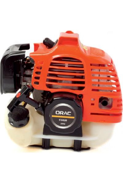 Orac ACG520B CG520 Tek Motor ( Sadece Tırpanın Motoru)
