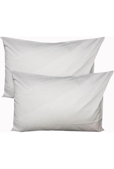 Yastık Kılıfı 2'li Paket Ranforce Model 12