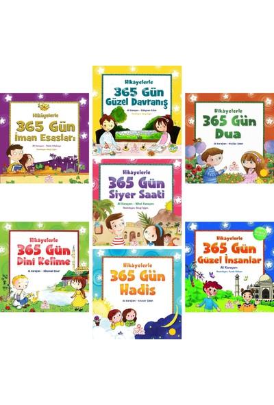 Nesil Çocuk Yayınları Hikayelerle 365 Gün Serisi 7 Kitap