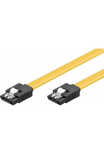 Powermaster Harddisk Data Kablosu Serial Ata SSD HDD Harici Disk Kablosu 40 cm Kilitli