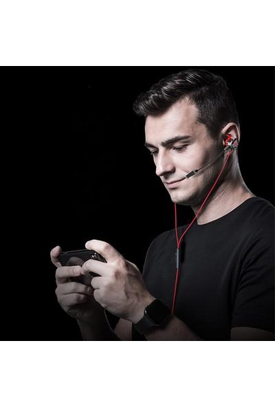 Ssmobil Rx3 3,5mm Çift Mikrofonlu Gaming Oyuncu Kulaklığı