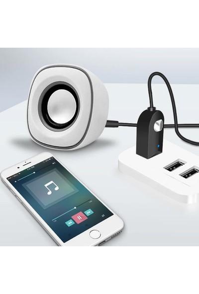 Ssmobil BA01 USB Wireless Bluetooth Araç Vs Kiti Aux