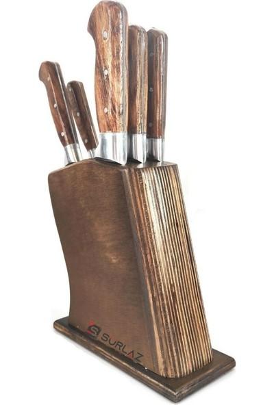Sürlaz Sürmene Mutfak Bıçak Seti Pro Bileyici