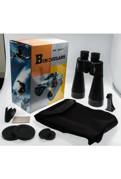 Breaker 100X100 Çift Göz Ayarlı Profesyonel Dev Dürbün - 1000M/30M