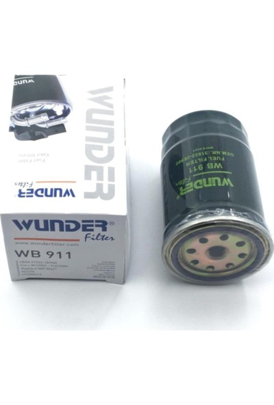 Wunder Hyundai Accent Blue 1.6 Crdi Dizel (2012 - 2016) Filtre Bakım Seti