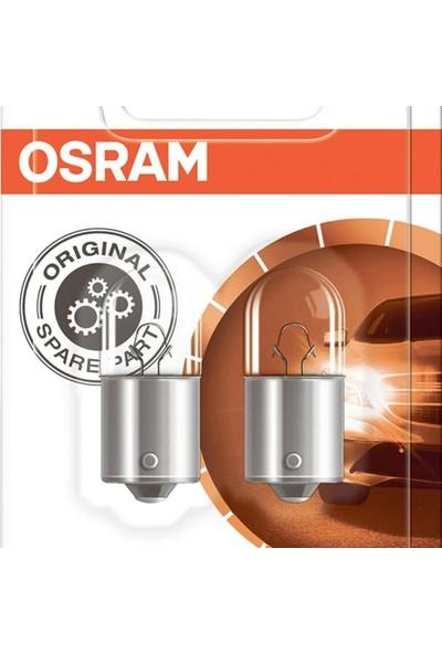 Osram 5007 R5W 12V 5W 67 Park Lamba Geri Vites ve Park Ampulu 2'li Ampul