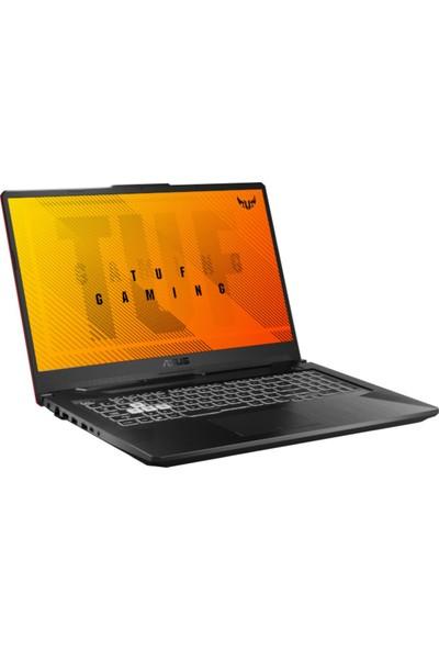 "Asus TUF FX706LI-HX200 Intel Core i5 10300H 8GB 512GB SSD GTX 1650Ti Freedos 17.3"" FHD Taşınabilir Bilgisayar"