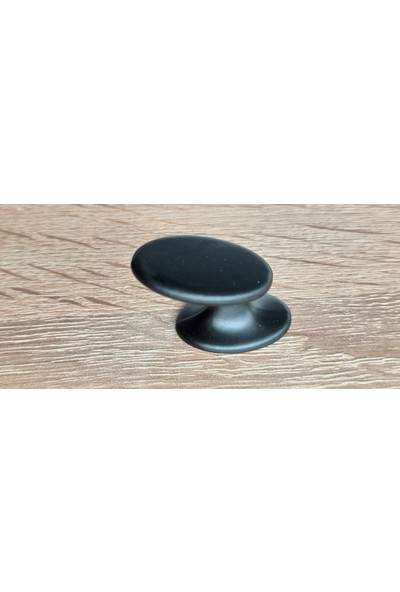Vanni Kulp Tırnak Düğme Siyah Vanni