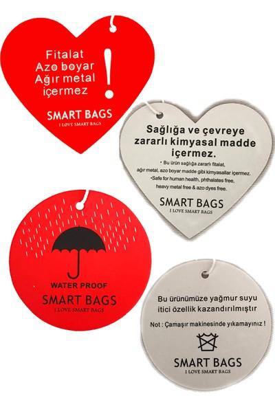 Smart Bags Kadın Sırt Çantası Küçük Boy