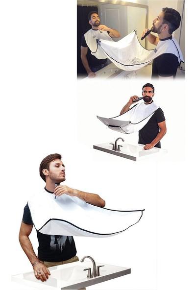 Xolo Pratik Sakal Kesme Örtüsü Saç Sakal Tıraş Önlüğü