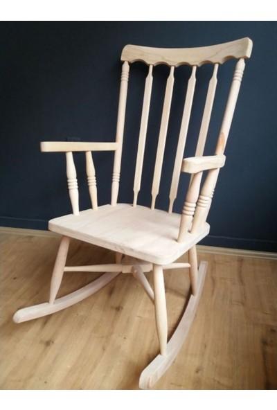 Zerka Rengin Naturel Sallanan Sandalye Sallanan Koltuk Tv Koltuğu