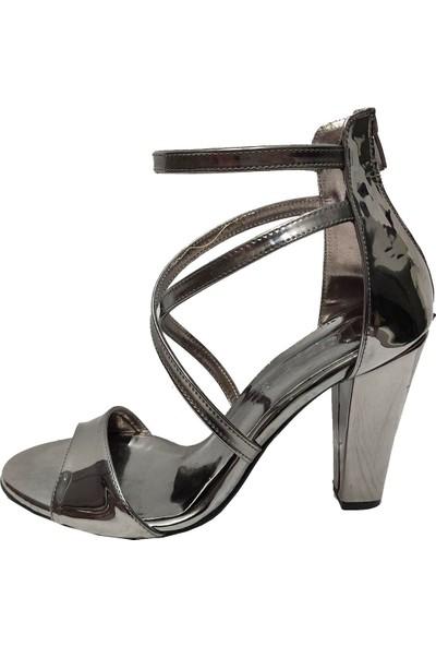 Jena 0931 Tek Bantlı Kadın Sandalet