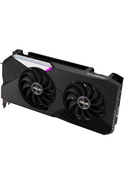 Asus Radeon RX 6700 XT OC 12GB 192Bit 2433MHz GDDR6 PCI-Express 4.0 Ekran Kartı (DUAL-RX6700XT-12G)
