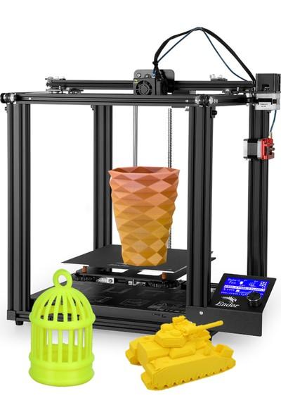 Creality 3D Yüksek Hassasiyetli Ender-5 Pro 3D Yazıcı (Yurt Dışından)