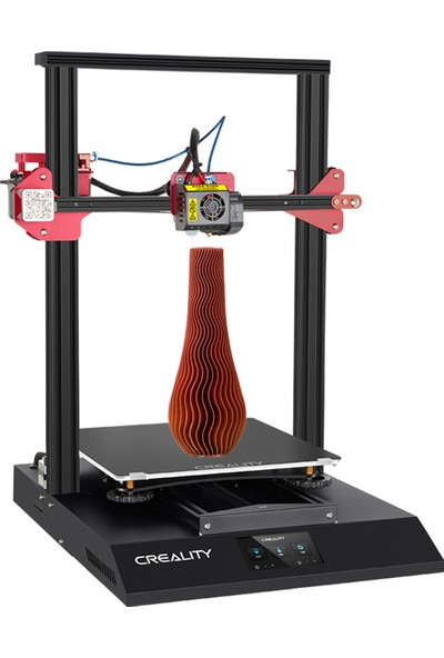 Creality 3D CR-10S Pro V2 Yükseltilmiş Yüksek Hassasiyetli (Yurt Dışından)